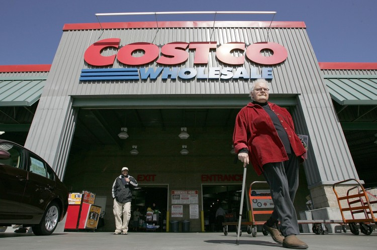Costco Wholesale Corp