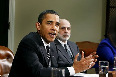Bernanke and Obama
